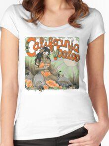 California Voodoo Women's Fitted Scoop T-Shirt