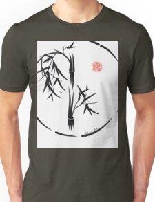 PASSAGE  - Original sumi-e enso ink brush art Unisex T-Shirt