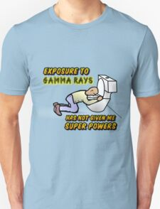 Radiation therapy Unisex T-Shirt