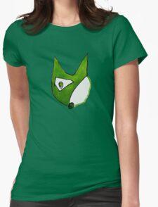 Paradox Fox Womens Fitted T-Shirt