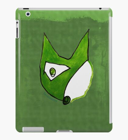 Paradox Fox iPad Case/Skin