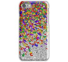 Untitled Thing - Color iPhone Case/Skin