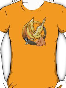 Hunger Phoenix Pokeball T-Shirt