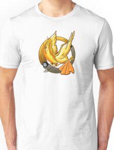 Hunger Phoenix Pokeball Unisex T-Shirt