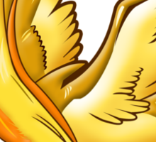 Hunger Phoenix Pokeball Sticker
