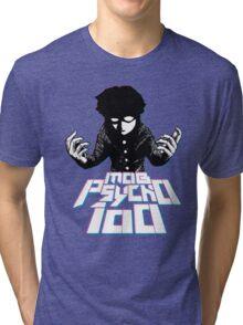 Mob Psycho 100 Tri-blend T-Shirt