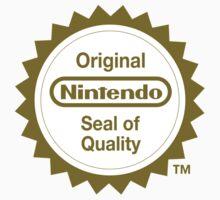 Nintendo Original Seal of Quality Baby Tee
