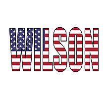Wilson (USA) Photographic Print