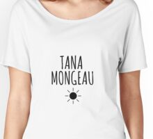 Tana Mongeau (#2) TEXT Women's Relaxed Fit T-Shirt