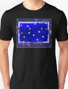 3D  Splash Unisex T-Shirt