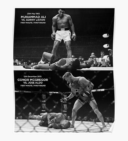 McGregor / Ali Poster