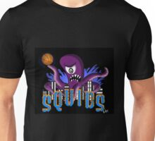 The Squids - Basketball Parody Team Logo Unisex T-Shirt