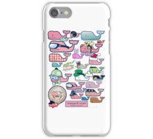 Vineyard Vines Whales iPhone Case/Skin
