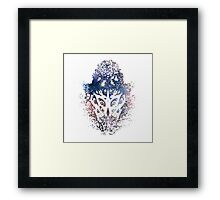 What is it?  Amygdala Framed Print