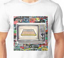 Atari cassette Retro TV Unisex T-Shirt