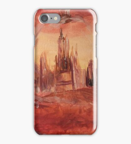 Gallifrey Watercolour iPhone Case/Skin