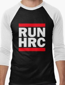 RUN HRC Men's Baseball ¾ T-Shirt