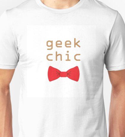 Geek Chic Unisex T-Shirt