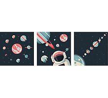 The wonderful solar system  Photographic Print