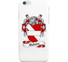 Osborn (Edinburgh)  iPhone Case/Skin