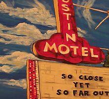 Austin Motel by joshgallo