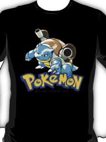 Blastoise Blue T-Shirt