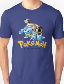 Blastoise Blue T-Shirt