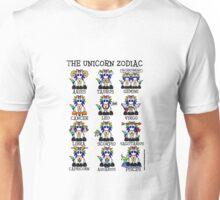 The Unicorn Zodiac Unisex T-Shirt