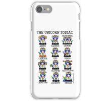 The Unicorn Zodiac iPhone Case/Skin