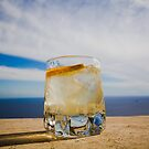 a cool drink in the sun by Murray Breingan