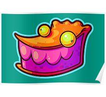 Happy Pie Poster
