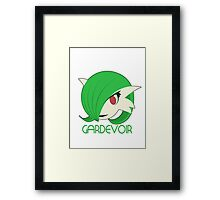 Pokemon Gardevoir! Framed Print