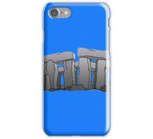 STONE HENGE iPhone Case/Skin