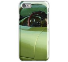 Old car iPhone Case/Skin
