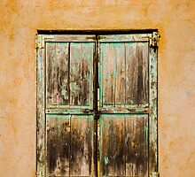 A window shutters by Murray Breingan