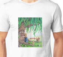 Weepy Willow Unisex T-Shirt