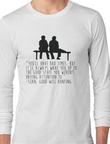 Good Will Hunting Long Sleeve T-Shirt