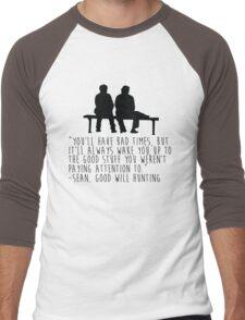 Good Will Hunting Men's Baseball ¾ T-Shirt