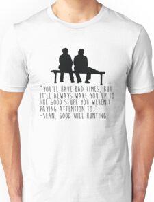 Good Will Hunting Unisex T-Shirt