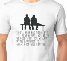 Good Will Hunting Unisex T-Shirt