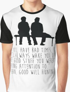 Good Will Hunting Graphic T-Shirt