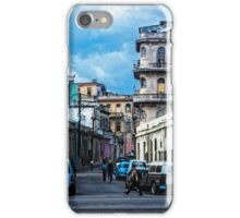 Calle Gervasio iPhone Case/Skin