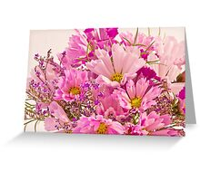 Cosmos - Sea Shell Greeting Card