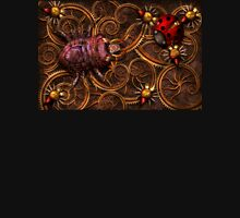 Steampunk - Insect - Itsy bitsy spiders Unisex T-Shirt