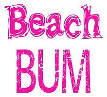 Beach Bum by raineOn