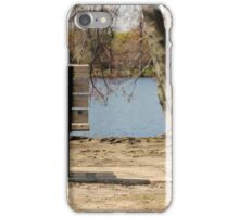 Bench it iPhone Case/Skin