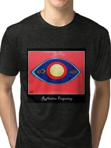 .Oculi Mystica I. Tri-blend T-Shirt