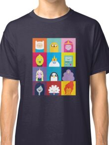 Adventure Characters Classic T-Shirt