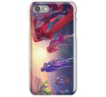 Star Guardians 2x iPhone Case/Skin