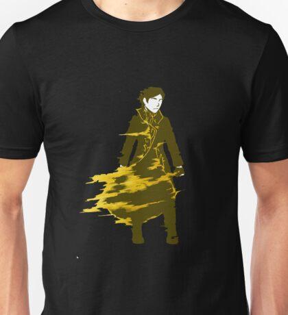 Gold Dust Woman Unisex T-Shirt